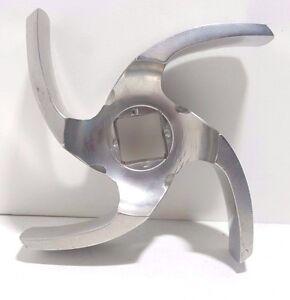 Tri-Clover Sanitary Mixer Impeller,Stainless steel Open Impeller ,Pump Impeller