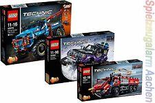 LEGO TECHNIC 42068 42069 42070 extrêmement terrain Véhicule Extreme Adventure n8/17
