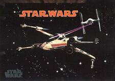 Star Wars 40th Anniversary Base Card #153 Star Wars Lunch Box (Front)