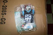 Burger King NFL Mini Jersey Carolina Panthers in original packaging JSH