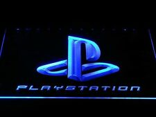 Playstation lamp sign Game Room Bar Beer Led Neon light shop. pub, club decor