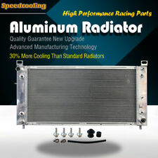 2370 Aluminum Radiator For Chevy Silverado Suburban Tahoe Escalade 99-14 V8 3ROW