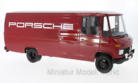 #30105 - Premium ClassiXXs Mercedes L 408 - Porsche - Kastenwagen - 1972 - 1:18