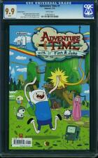 Adventure Time #1 CGC 9.9 Kaboom! 2012 Variant Cover! Mint! Not 9.8! G8 114 cm