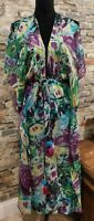 Charming Charlie Beach Cover-up Maxi Dress New