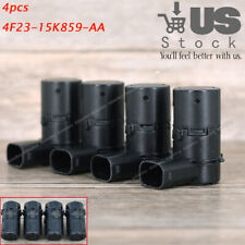 4pcs PDC Reverse Bumper Backup Parking Sensor For Ford F150 F250 4F23-15K859-AA