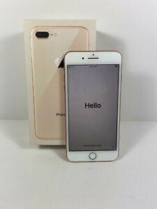 Apple iPhone 8 Plus - 256GB - Gold (Verizon) A1864 (CDMA   GSM)