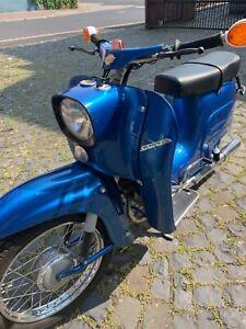 Simson Schwalbe KR 51/1 blau Bj.1970 restauriert