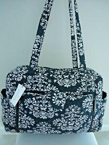 Vera Bradley Chandelier Noir Baby Diaper Bag NEW