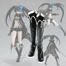 BLACK ROCK SHOOTER BRS Hatsune Miku Cosplay Shoes Boots Custom-made