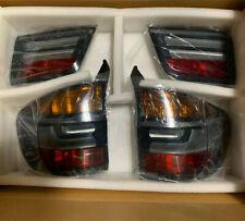 E70 Facelift Tail Light Set for BMW X5 X5M 2007-2013 Smoked LED