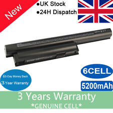 Battery For SONY VAIO SVE151 SVE151J13M LAPTOP VGP-BPS26 10.8V 5200mAh UK