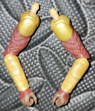 Marvel Legends Black Panther series Okoye Build a Figure Arm piece part BAF