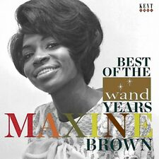 Maxine Brown - Best of the Wand Years [New CD] UK - Import