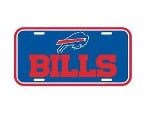 Buffalo Bills License Logo Scudo Piastra 30 CM, NFL Calcio, Nuovo
