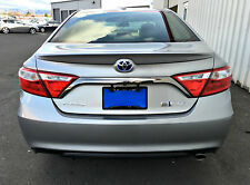 PAINTED TOYOTA CAMRY FACTORY STYLE FLUSH MOUNT REAR WING SPOILER 2015-2017