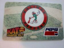 Salinas Peppers, Kat Country, Pepsi Phone card,  free shipping