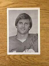 Randy Vataha Wide Receiver New England Patriots Photo 5x7 NFL Football