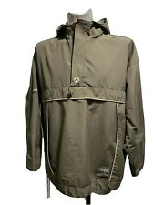 AIRWALK mens brown hooded jacket / Mash lining size XL Excellent Condition