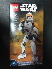 LEGO 75108 Star Wars Clone Commander Cody Buildable Figure Rare