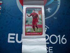 Panini Euro 2016 Coca Cola Stickers Bulgarian Edition Hakan Calhanoglu