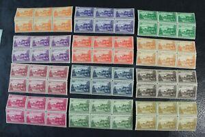 CKStamps: GB Stamps Collection Norfolk Island Scott#1-12 Mint NH OG