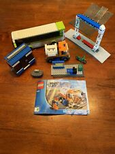Lego City 8404 Public Transport Station Train Street Sweeper Bus Instructions