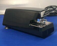 Swingline 67 Electric Adjustable Stapler Heavy Duty Works Tested Jet Black