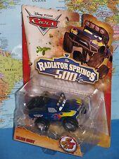 DISNEY PIXAR CARS BLUE GRIT THE RADIATOR SPRINGS 500 1/2 **BRAND NEW & RARE**