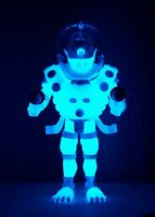 COLORFORMS OUTER SPACE MEN NEW 2020 BLUESTAR EDITION ALPHA 7 GITD MINT SEALED