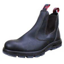 New REDBACK UBOK Bobcat Soft Toe Boot - DARK BROWN (AUS / US / EU Mens Sizing)