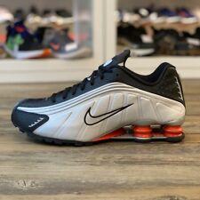 Nike Shox R4 Gr.43 Sneaker grau schwarz BV1111 008 Herren Schuhe Sportschuhe Ret