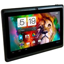 "TA2509-7 Black 7"" tablet with Android 4.1 Jelly Bean OS, 1.2 GHz Brand New"