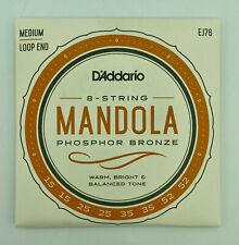 DAddario EJ76 - Set corde per Mandola