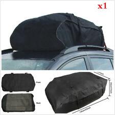 1Pcs Car Roof Bag Cargo Top Box Water Resistance Van Storage Carrier For Travel
