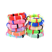 Candy Color Rubber Band Elastic Hair Bands Girl For Accessories Girls Headw LJ