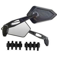 Specchi Retrovisori Manubrio CARBON Per NIU M+ - M1S - N1s - NGT