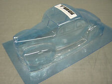 1/24 1940 F TYPE COUPE BODY CLEAR LEXAN VINTAGE MINI Z Q 1/28