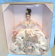 Mattel 1996 Antique Rose Barbie NRFB No Res