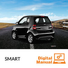 Smart - Service and Repair Manual 30 Day Online Access