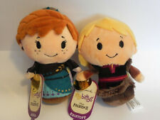Hallmark Disney Frozen Itty Bittys Anna and Kristoff Plush Doll