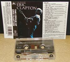 THE CREAM OF ERIC CLAPTON                           Cassette Tape