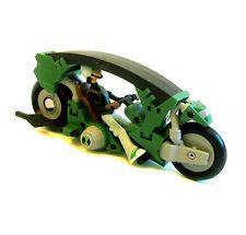 """Cartoon Network BEN 10  6"""" long Motorcycle vehicle to with exclusive Ben Figure"""