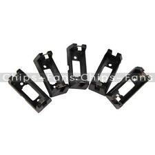 New Durable 5Pcs Battery Holder Case Box Clip For CR123 CR123A Lithium Battery