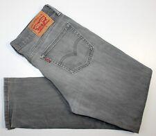 LEVIS  511  04511-1299  Stretch  Jeans  W 34  L 32  LEVI`S