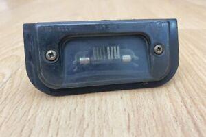 NUMBER PLATE LAMP / LIGHT - Jaguar XJ6 XJ8 XJ12 XJR X300 X308 1994-2002 #0457