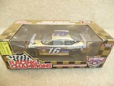 1998 Racing Champions 1:24 Gold NASCAR Ted Musgrave Primestar Ford Taurus #16