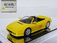 Heco 235MB 1/43 1994 Ferrari 348 Spider Handmade Resin Model Car