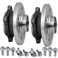 2x Wheel Bearing Hub Assembly Front for BMW MINI One COOPER Convertible VKBA3674