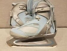 light blue ll bean Ice Skate.if more pics needed please email me good condition